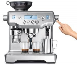 Breville BES980XL Oracle Espresso Machine
