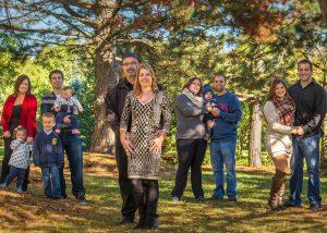 tonys family