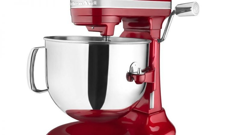 Best Stand Mixer For The Money   KitchenAid KSM7586PCA 7 Quart Pro Line  Stand Mixer