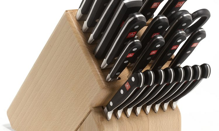 Gentil Wusthof Knives Review   Classic 26 Piece Block Knife Set