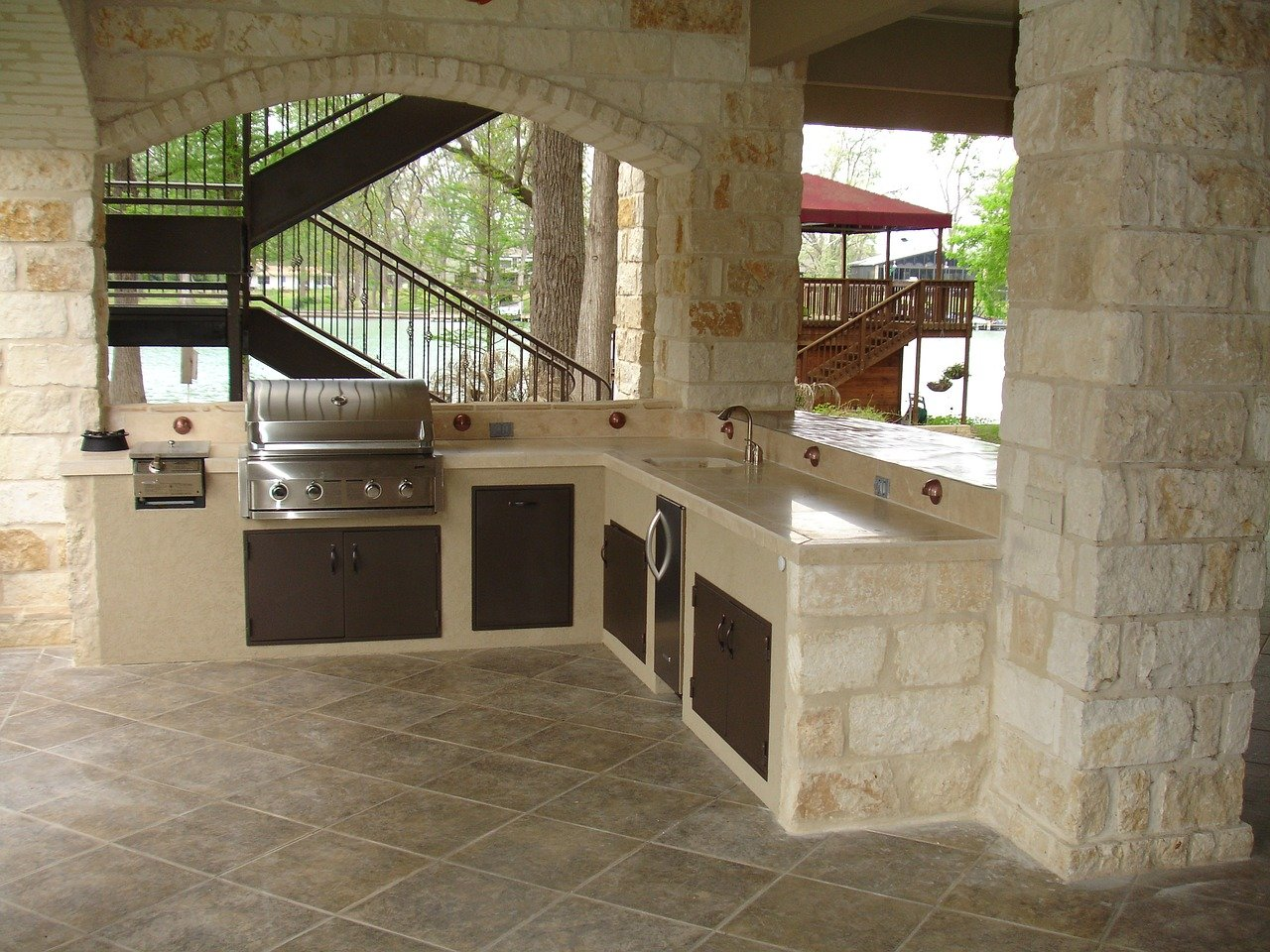 10 design tips for your outdoor kitchen