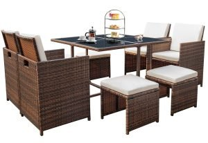 Best Patio Furniture For Direct Sunlight Kitchen Reviews