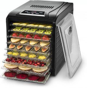 Gourmia GFD1950 Premium Countertop Food Dehydrator