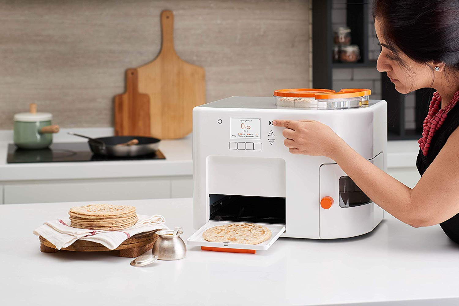 Rotimatic - Automatic Roti Maker Machine