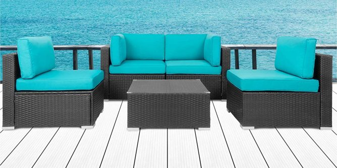 Image result for Outdoor Wicker Furniture – What Options Do I Have?'