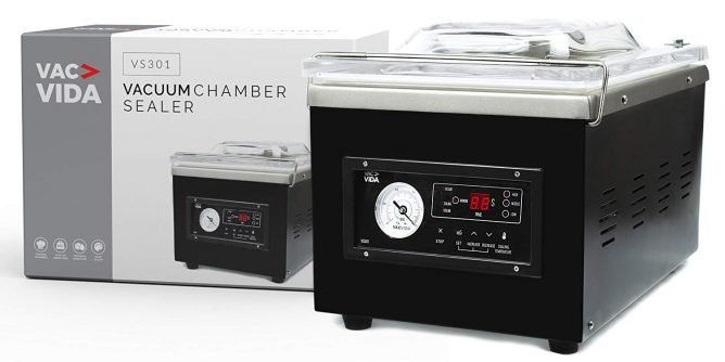 VAC-VIDA VS301 Chamber Vacuum Sealer